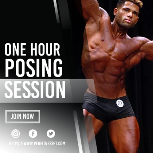 One Hour Posing Session