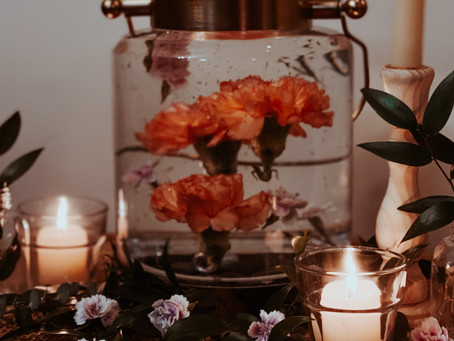 How to Make the Most out of Your Event Budget: Underwater Centerpieces