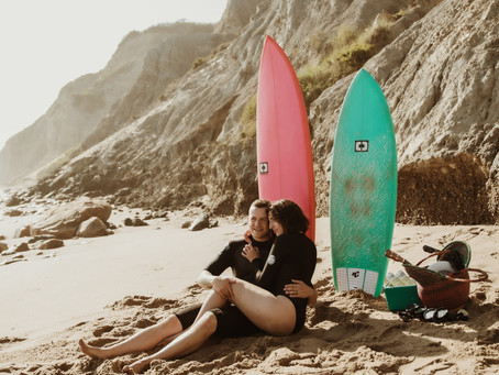 Top 10 Best Elopement Locations In the United States:  Oceanside Edition
