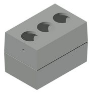 QPI_1000 gal.Grease Trap 3 Compartments