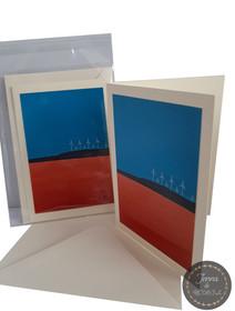 Jenna De Roubia Greeting Cards Watermark