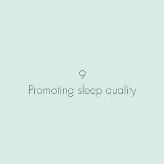 Promoting Sleep Quality