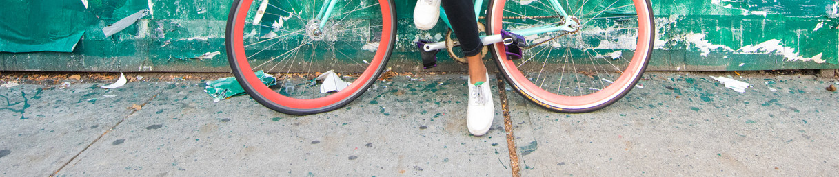 Brooklyn COmmutes by Melissa Holtz