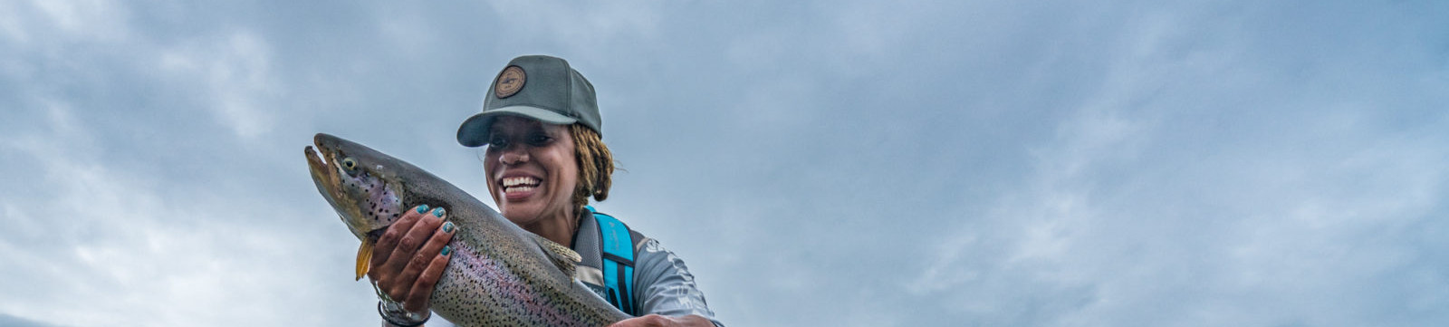Fish On! by Cam McLeod for Columbia Sportswear