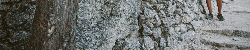 Yosemite Trail Running - by Erin McGrady