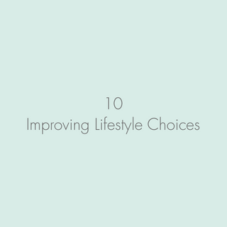 Improving Lifestyle Choices