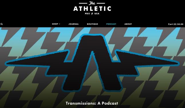 TRANSMISSIONS: A PODCAST