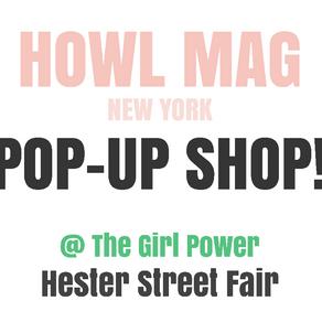 Join Us At The Girl Power Hester Street Fair Tomorrow!