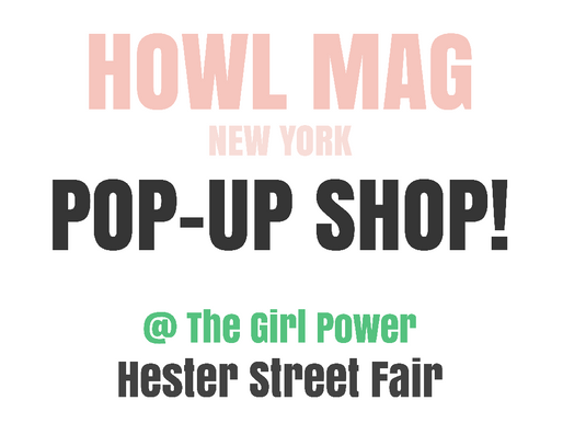 Join Us At The Girl Power Hester Street Fair Tomorrow!