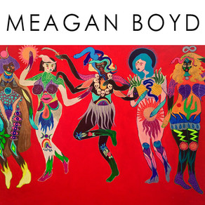 Meagan Boyd's NEON FAUVES Opens This Weekend In LA