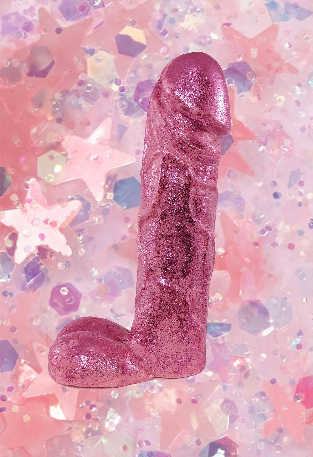 VAGINA, soap, vagina soap, pussy soap, vulva, glitter, hester street hair, howl magazine, howl mag, julia de la torre, fun, kitsch, gift, penis, dildo, penis soap, glitter, pink, beautiful, amazing,