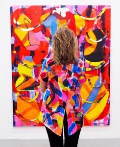 ariel adkins, artfully awear, art blog, new york city, nyc, howl magazine, digital magazine, fashion, fine art, museum, DIY, julia de la torre, interview