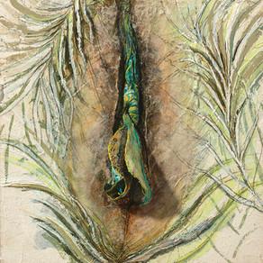 Jacqueline Secor: Painting Vulvae