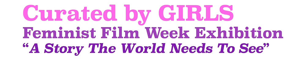 a story the world needs to see, berlin, review, curated by girls, germany, art show, howl magazine new york, julia de la torre