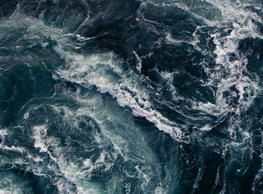 Poets Corner: Five Part Poem by Adra Kandil