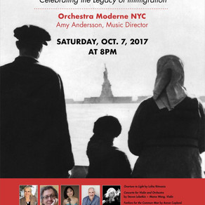 NYC EVENTS: Two Talented Women In Music Perform Carnegie Hall October 7th.