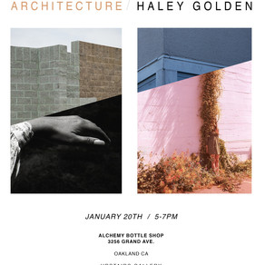 Feminine Architecture— Opening This Weekend