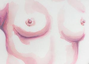 vagina cult, boobs, breast, josephine bunce, josie bunce, interview, howl magazine, new york, nyc, vagina, cult, art, artist, painter, digital, store, shirt