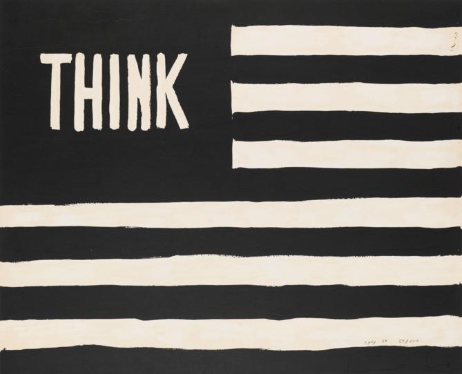 Art, William N. Copely (1967) , Julia Zuckerman, Howl Magazine, NY, New York, American Exceptionalism, Patriotism, USA,
