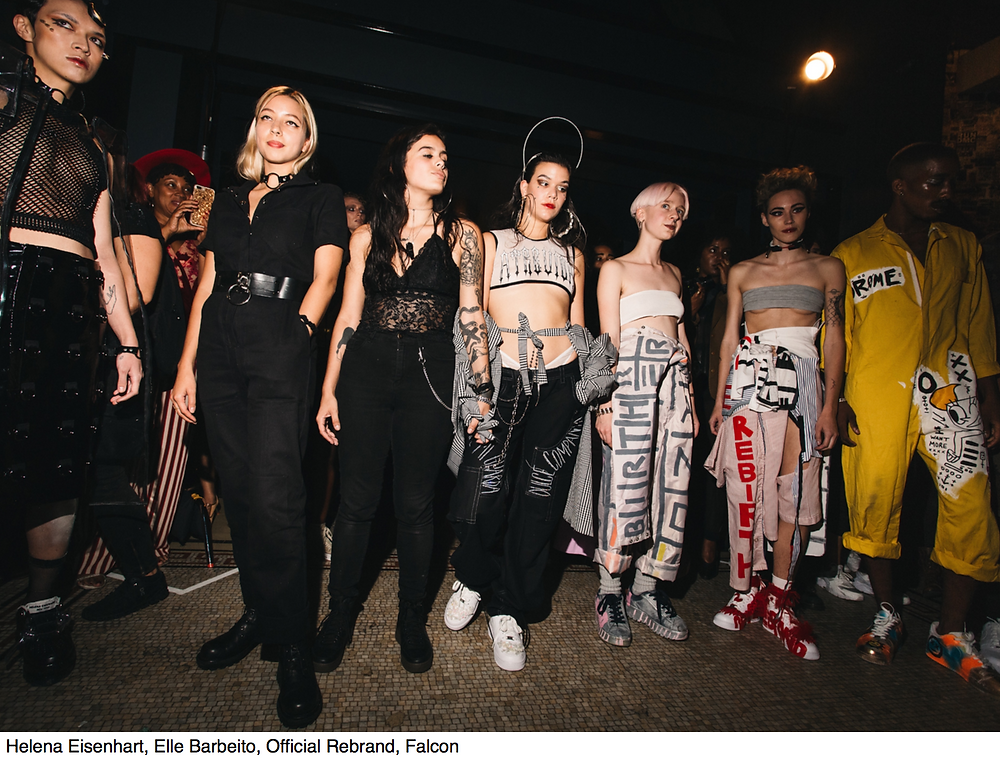drøme, dream, magazine, print, volume ii, release, revolution, cheeky ma, satchel lee, spike lee, daughter, spike lee daughter, caroline d arcy gorman, caroline and satchel, ace hotel, NYFW, new york fashion week, possessed, party, queer, non binary, poc, black, fashion, grunge, punk, fierce, lumia nocito, petra collins, rock, event, review, howl magazine, nyc, new york, howl, models