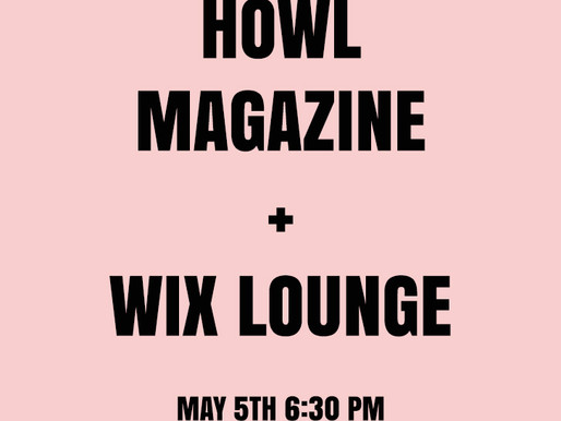 Wix's Spring Art Exhibition by Howl Mag & Wix Lounge