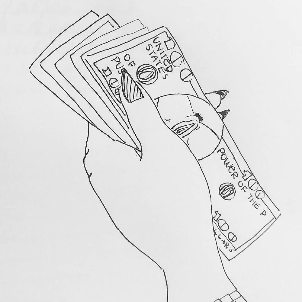 YASMIN almo, feminist, seattle artist, woman, howl new york, magazine, digital magazine, artist feature, interview, yassa, ya$$a