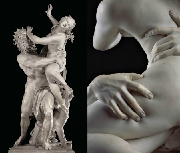 sculpture, classical, modern, art, artist, howl magazine, sculptors you should know, new york, art, fine art, gian lorenzo bernini, italy, renaissance, marble, realistic, bernini, met museum