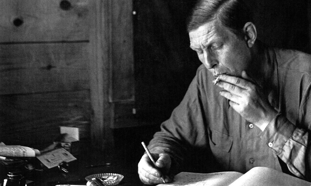 WH AUDEN, w.h. auden, september 1 1939, ww2, world war 2, trump, trumpism, poets corner, poetry, howl new york, how magazine, poem