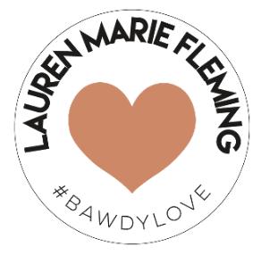 Words By Women: Bawdy Love Manifesto by Lauren Marie Fleming