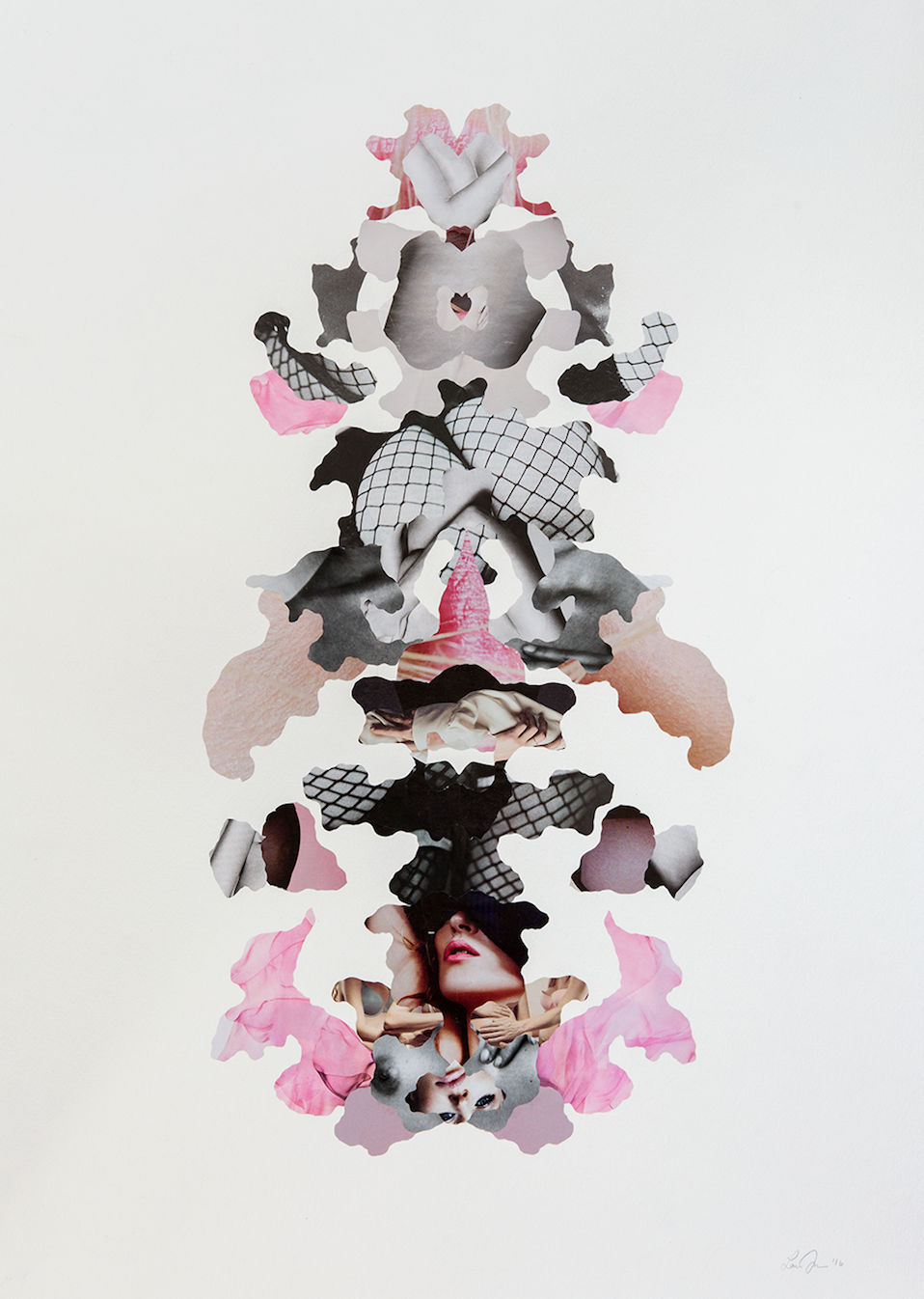 Introducing: Collage Artist Lauren Munns