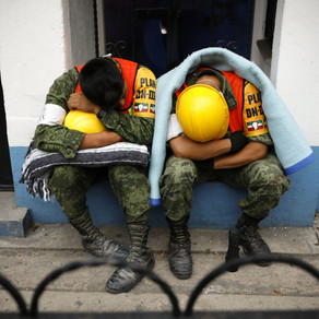 Our Relief Fund for Mexico Victims: DONATE HERE
