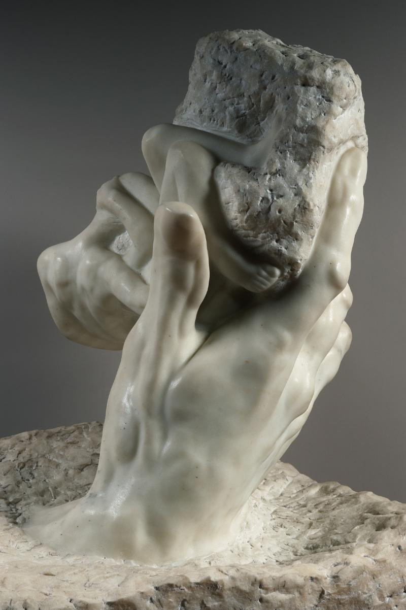 sculpture, classical, modern, art, artist, howl magazine, sculptors you should know, new york, art, fine art, auguste rodin, french, rodin, gates of hell, hands, human