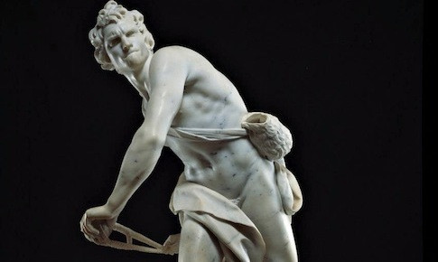 sculpture, classical, modern, art, artist, howl magazine, sculptors you should know, new york, art, fine art, gian lorenzo bernini, italy, renaissance, marble, realistic, bernini, met museum, david