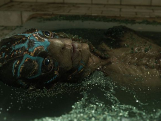 OSCAR DAY: The Shape Of Water