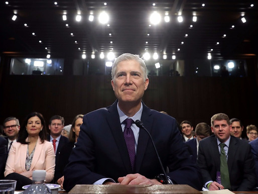 A Glimpse Into the Future: Gorsuch's confirmation reveals Democrats plan for Trump