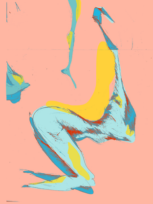 Primary Color Study