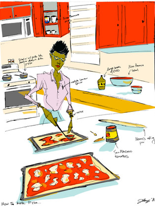 How To Make Pan Pizza