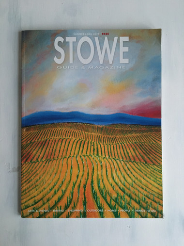 The Stowe Guide & Magazine Summer/Fall 2018