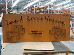 Landrover Heaven