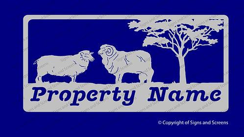 Sheep Sign 2