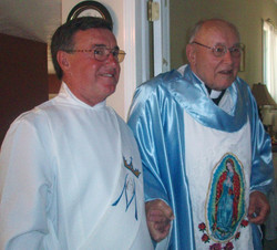 Jean and Father dressed for Mass.jpg