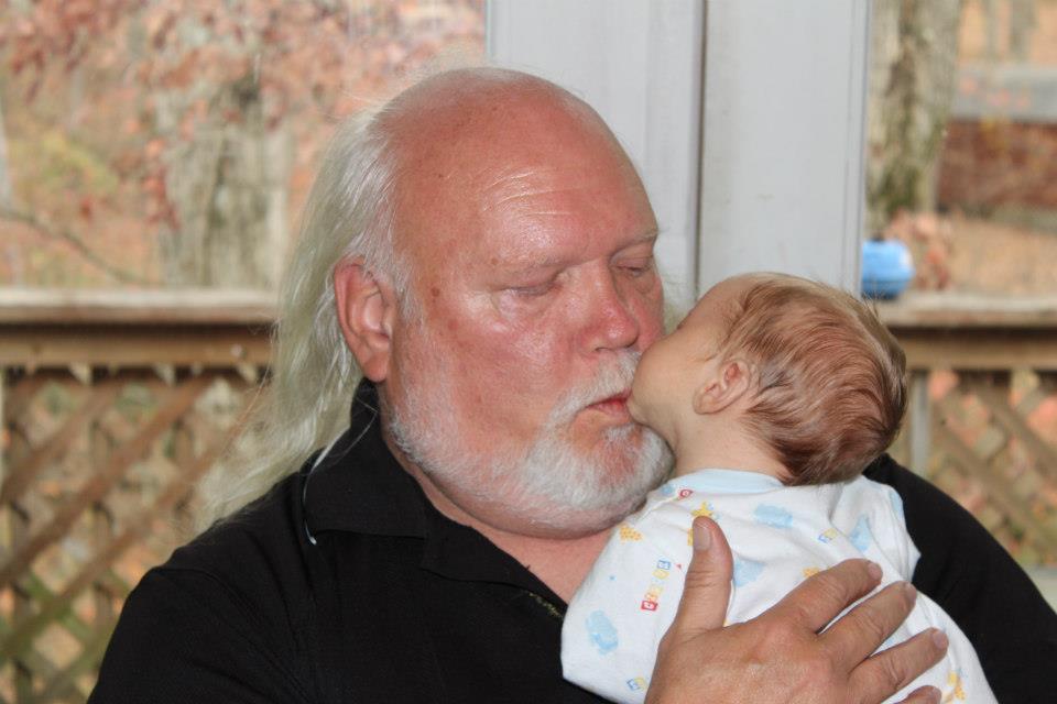 Graham  Baby and me.jpg