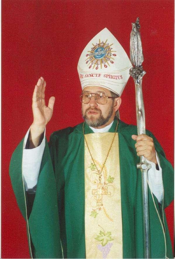 Bishop Mazer
