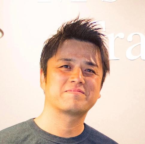 代表 元山 隆博 (TAKAHIRO MOTOYAMA)