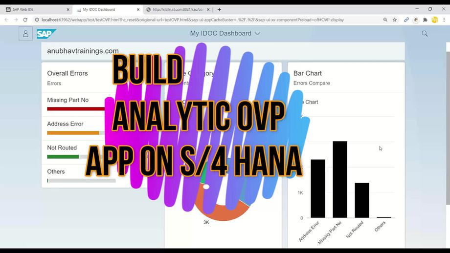 SAP ABAP on HANA cum S/4HANA Training with CDS Views