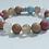 Thumbnail: Agate, larimar og rhodonitt