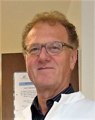 Portrait Dr.Ruedi Grüter