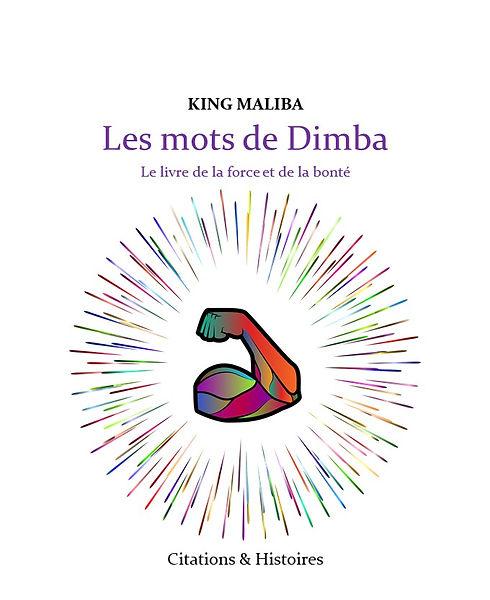 Les mots de Dimba - Couverture.jpg