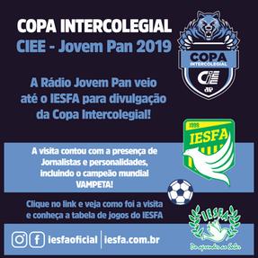 Copa Intercolegial 2019 - CIEE JP