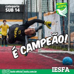 É CAMPEÃO!!!